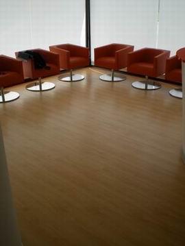 Ламинат АкваСтеп для офиса с высокой проходимостью
