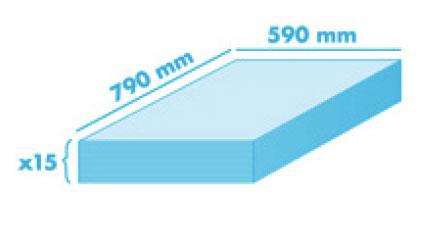 Подложка для водостойкого ламината AquaStep